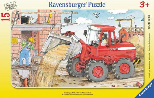 PUZZLE - Multicolor, Basics, Karton (30/18,9/0,4cm) - Ravensburger