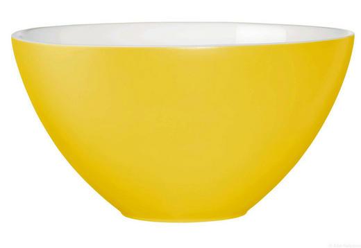 SCHÜSSEL Keramik - Gelb, Trend, Keramik (29,5/16cm)