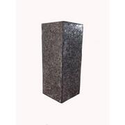 BEISTELLTISCH in Grau - Grau, KONVENTIONELL, Glas/Holzwerkstoff (36/36/80cm) - Ambia Home