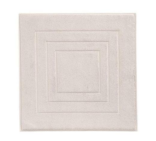 PŘEDLOŽKA KOUPELNOVÁ - světle šedá, Basics, textilie (60/60cm) - Vossen