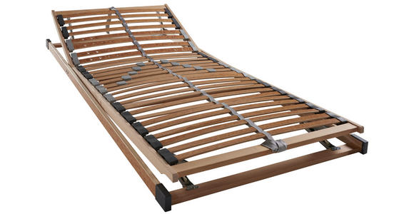 LATTENROST - Ahornfarben, Basics, Holz/Holzwerkstoff (90/200cm) - Sleeptex