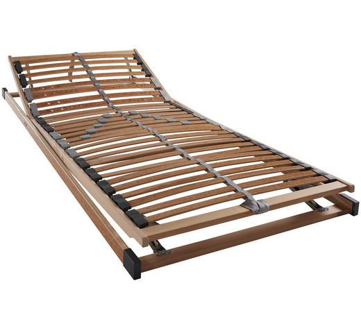 LATTENROST - Ahornfarben, Basics, Holz/Holzwerkstoff (160/200cm) - Sleeptex