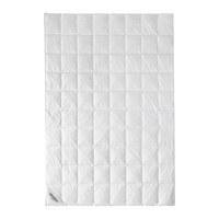 SOMMERBETT  155/220 cm   - Weiß, Basics, Textil (155/220cm) - Sleeptex