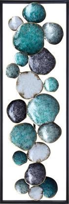 WANDDEKO - Multicolor, Basics, Metall (31/91/4cm) - Ambia Home