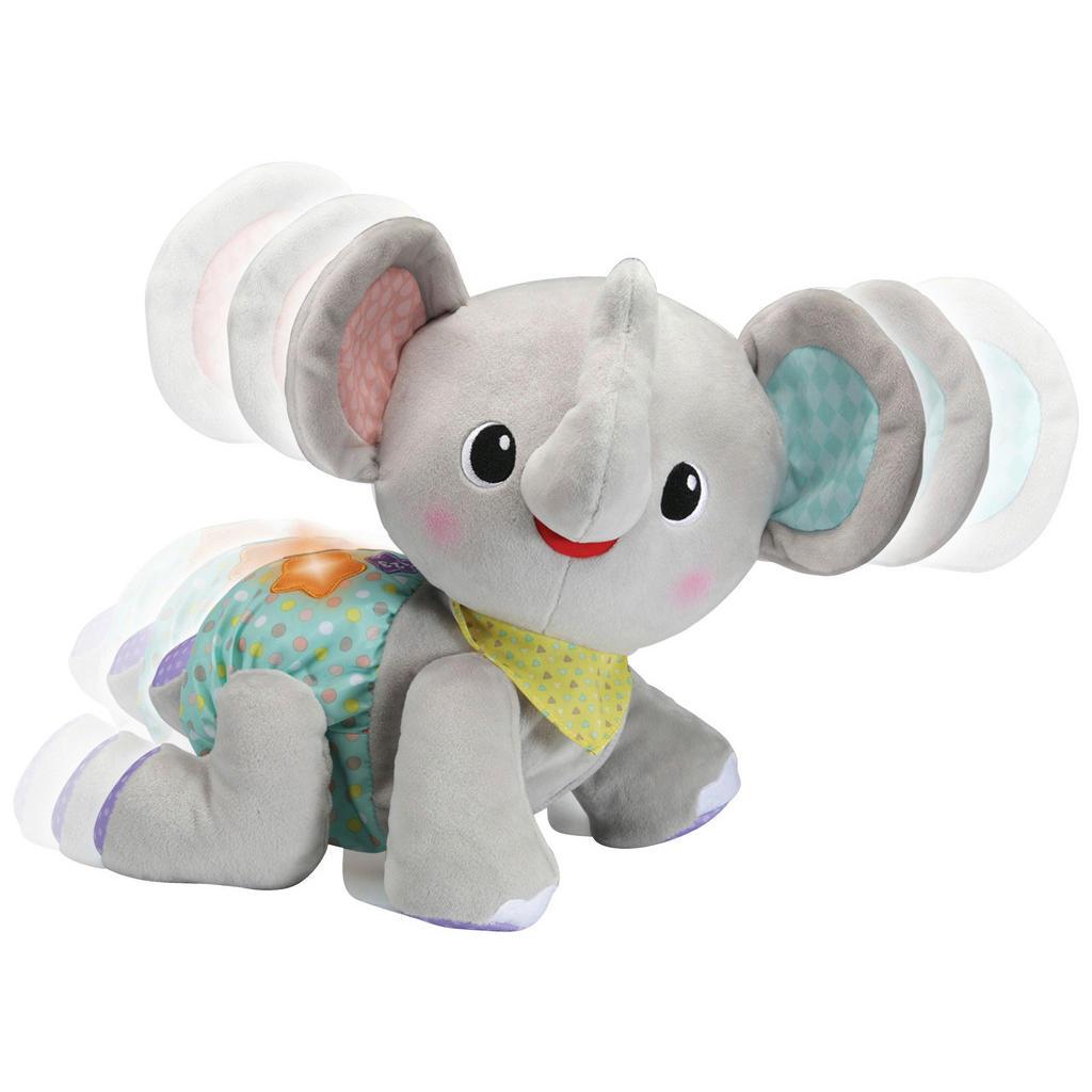 V Tech Spieltier Krabbel mit mir -Elefant