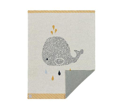SCHMUSEDECKE - Multicolor, Basics, Textil (75/0,2/100cm) - Lässig