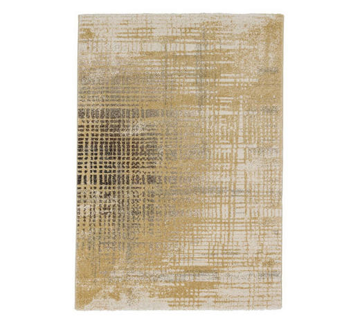 TKANA PREPROGA RAVELLO - bela/bež, Design, tekstil (160/230cm)