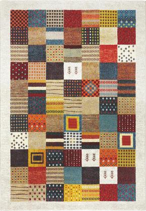 VÄVD MATTA - multicolor, Lifestyle, textil (80/150cm) - Novel