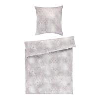 BETTWÄSCHE Jersey Silberfarben 135/200 cm  - Silberfarben, KONVENTIONELL, Textil (135/200cm) - Estella