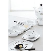 SPEISETELLER Keramik Porzellan  - Weiß, Basics, Keramik (26/26cm) - Seltmann Weiden
