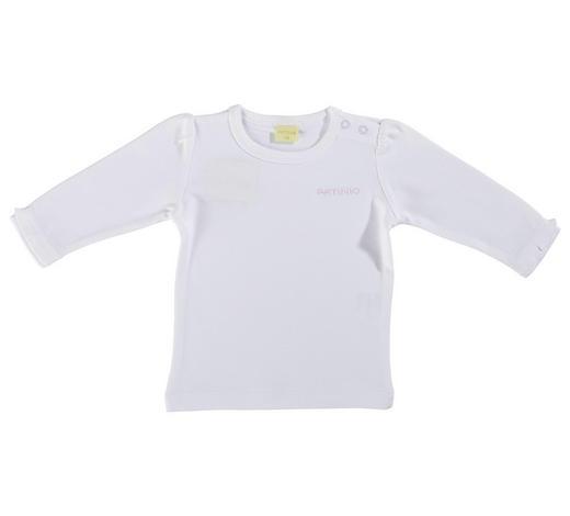 BABYSHIRT - Weiß, Basics, Textil (62null) - Patinio