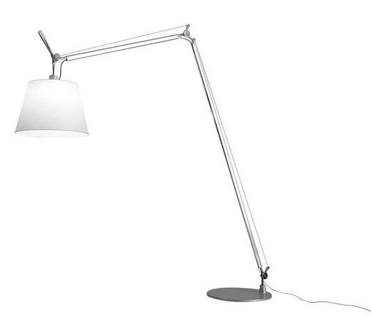 LED-STEHLEUCHTE - Chromfarben, Design, Metall (156/2505/52cm) - Artemide