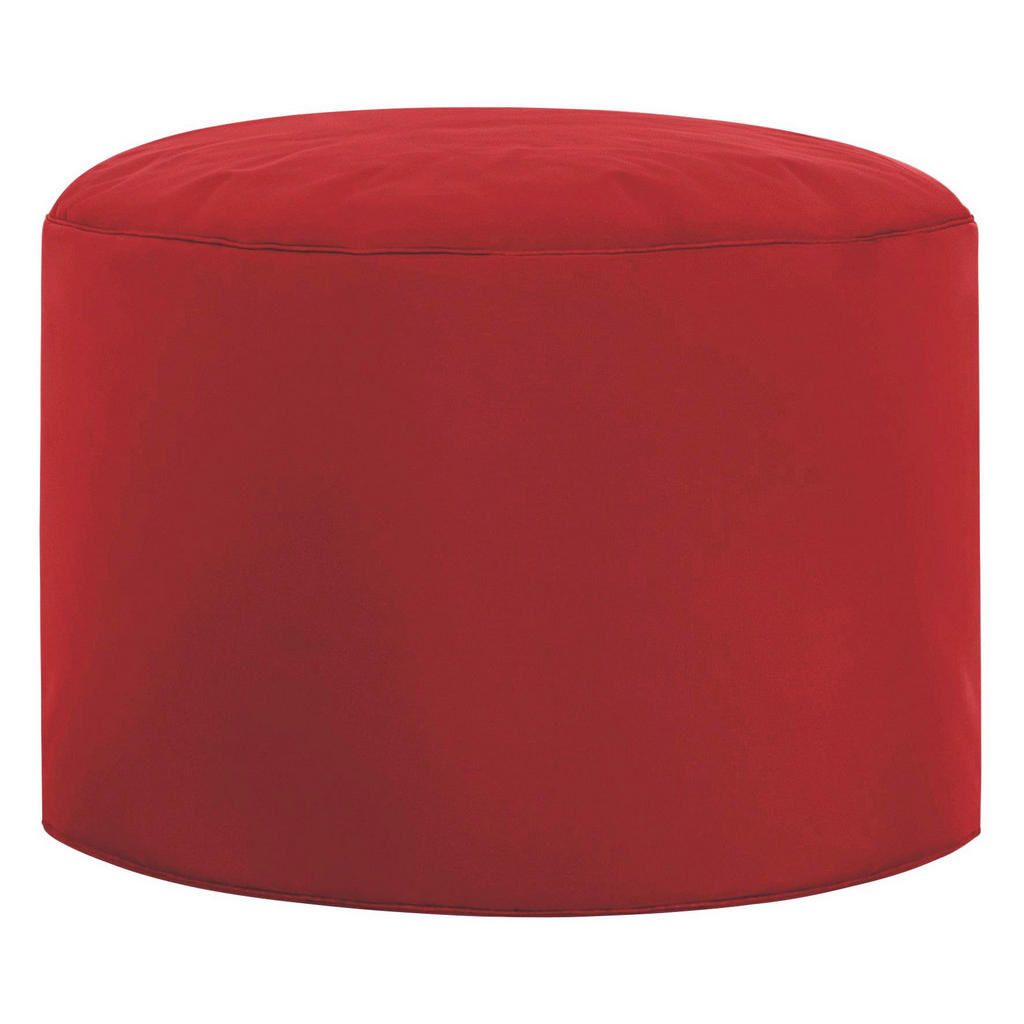 CARRYHOME POUF Rot