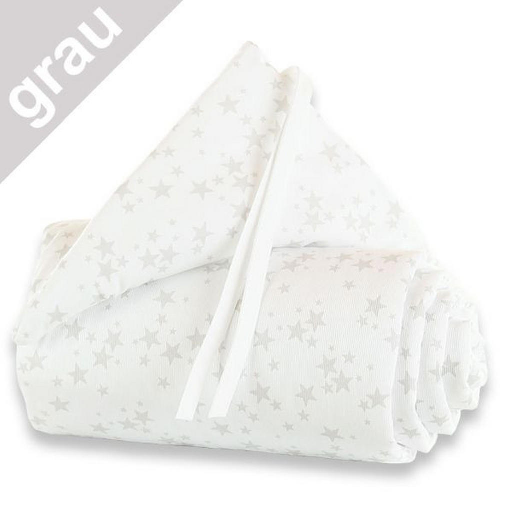 Babybay Nestchen pique babybay original grau