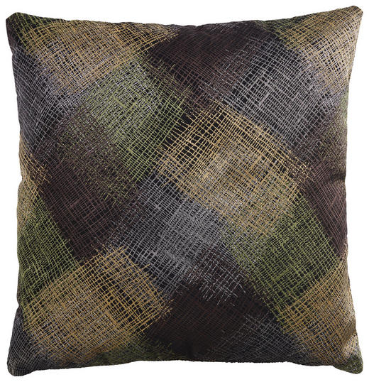 ZIERKISSEN 35/35 cm - Grün, Design, Textil (35/35cm)