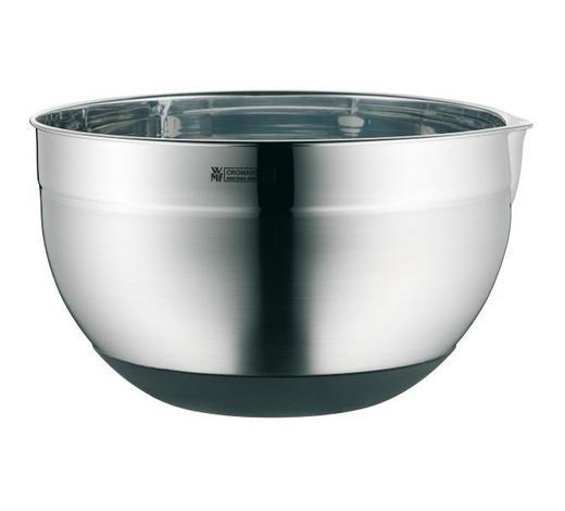 RÜHRSCHÜSSEL - Silberfarben/Schwarz, Design, Kunststoff/Metall (5,1l) - WMF