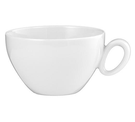 FRÜHSTÜCKSTASSE 350 ml - Weiß, KONVENTIONELL, Keramik (0,35l) - Seltmann Weiden