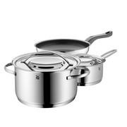SET POSOD 3/1 GALA PLUS - srebrna/nerjaveče jeklo, Konvencionalno, kovina (45/32/19cm) - WMF