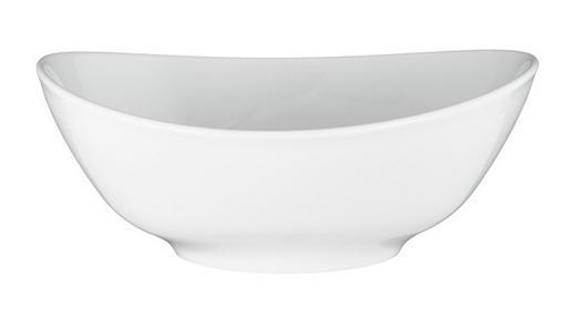 SCHÜSSEL Porzellan - Weiß, Basics (21cm) - SELTMANN WEIDEN
