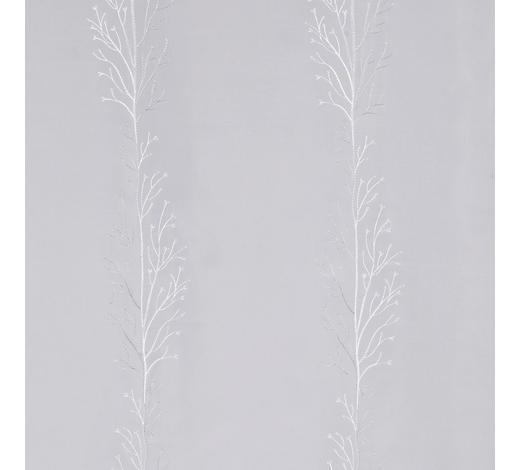 STORE per lfm  - Weiß/Grau, KONVENTIONELL, Textil (280cm) - Esposa