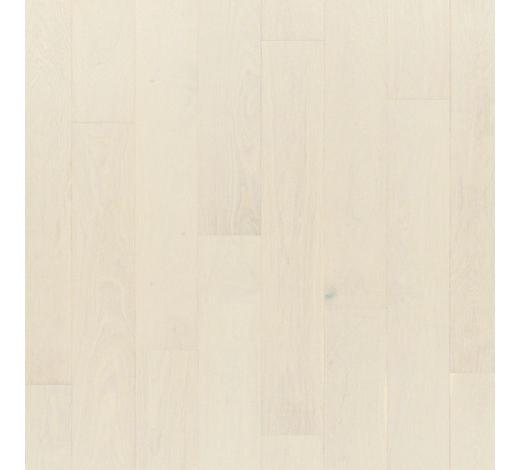 Parkett PARKETTBODEN Eiche  per  m² - Perlmutt/Weiß, LIFESTYLE, Holz (201/16/1,3cm) - Parador