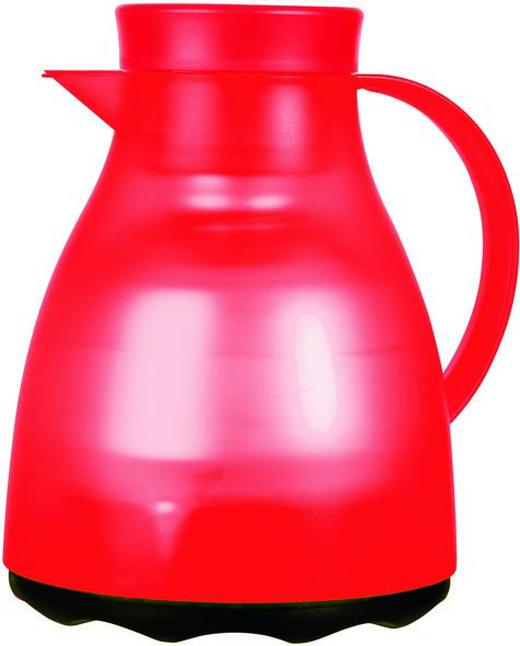 ISOLIERKANNE 1 - Rot, Basics, Kunststoff (18/16.5/22cm) - Emsa