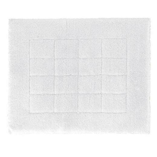 KOPALNIŠKA PREPROGA EXCLUSIVE - bela, Konvencionalno, umetna masa/tekstil (55/65cm) - VOSSEN