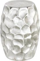 TABURE, kovina srebrna - srebrna, Trend, kovina (33/33/47cm) - Carryhome