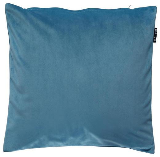 KISSENHÜLLE Petrol 50/50 cm - Petrol, KONVENTIONELL, Textil (50/50cm) - Ambiente