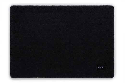 BADEMATTE  Schwarz  50/60 cm - Schwarz, Basics, Textil (50/60cm) - Joop!
