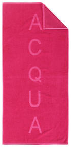 STRANDTUCH 75/150 cm - Magenta, KONVENTIONELL, Textil (75/150cm) - Esposa