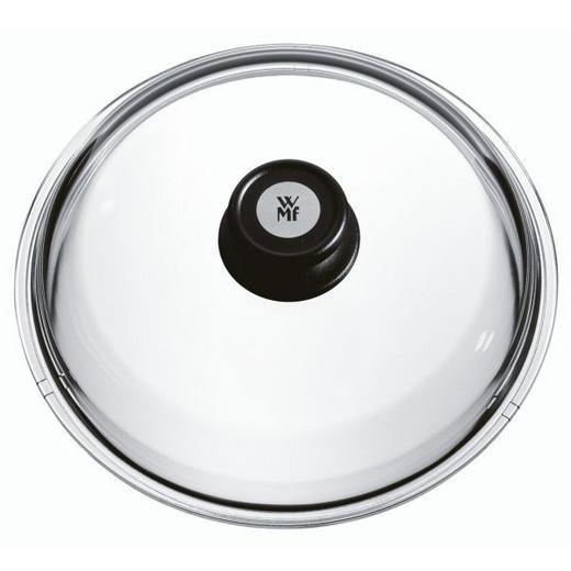 DECKEL  20 cm - Klar, Basics, Glas/Metall (20cm) - WMF