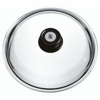 POKROVKA 0720399900, Ø 20 CM - prozorna, Basics, kovina/steklo (20cm) - WMF