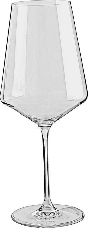 RÖDVINSGLAS - transparent, Design, glas (10,50/25,50/10,50cm) - Leonardo