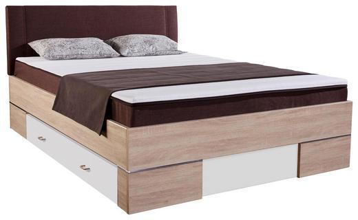 FUTONBETT 180/200 cm - Eichefarben/Braun, Design, Textil (180/200cm) - Carryhome