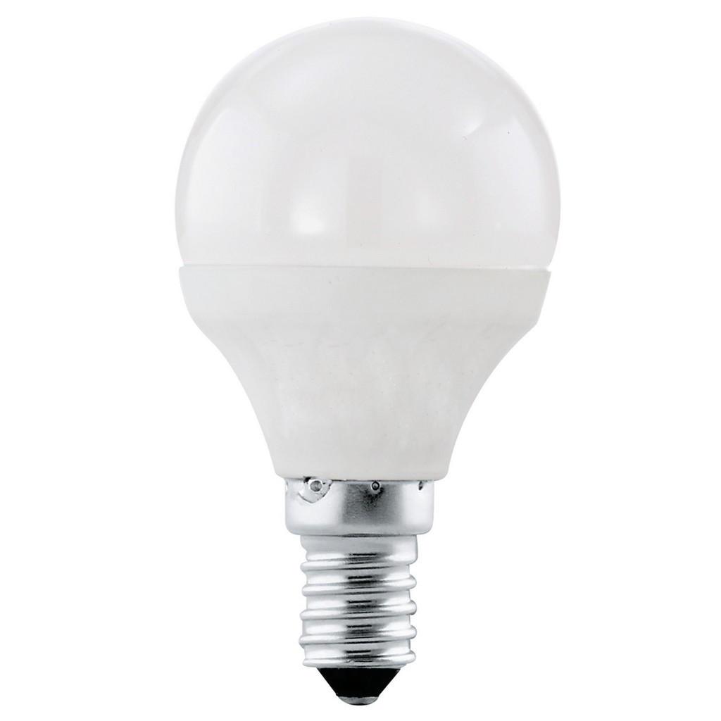 XXXL LED-LEUCHTMITTEL E14 4 W, Weiß