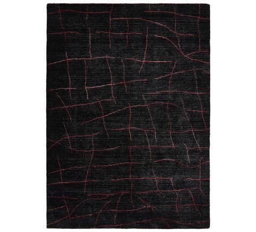 ORIENTTEPPICH  170/240 cm  Schwarz   - Schwarz, Basics, Naturmaterialien/Kunststoff (170/240cm) - Esposa