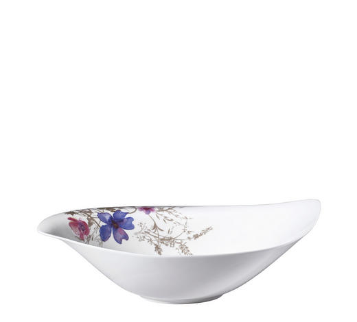 SALATSCHÜSSEL Porzellan Keramik  - Multicolor, LIFESTYLE, Keramik (31/45cm) - Villeroy & Boch