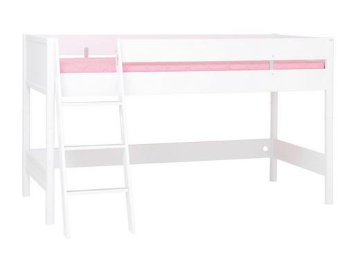 HOCHBETT 90/200 cm Weiß - Weiß, Basics, Holzwerkstoff (90/200cm) - Paidi