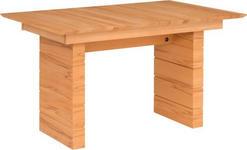 ESSTISCH in Holz 130(180)/90/76 cm - Buchefarben, Design, Holz (130(180)/90/76cm) - Voleo
