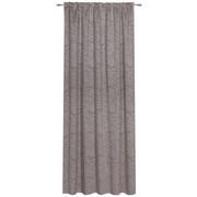 FERTIGVORHANG blickdicht - Braun, KONVENTIONELL, Textil (140/245cm) - Esposa