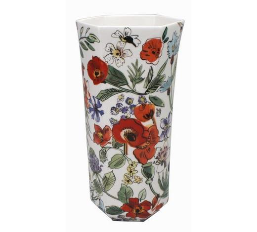 VASE 27,5 cm - Multicolor, Basics, Keramik - Landscape