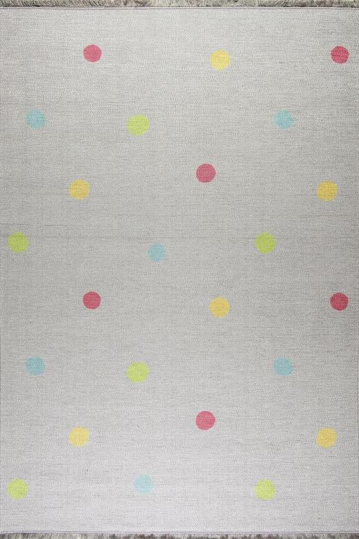 KINDERTEPPICH  100/160 cm  Grau - Grau, Trend, Textil (100/160cm)