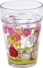 KINDERBECHER - Transparent/Multicolor, Basics, Kunststoff (7,5cm) - HABA