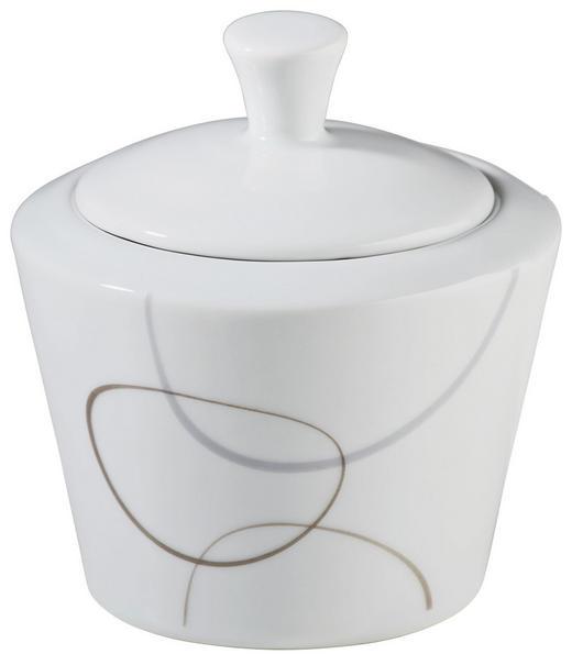 ZUCKERDOSE Keramik - Basics, Keramik (9/9/8cm) - Ritzenhoff Breker