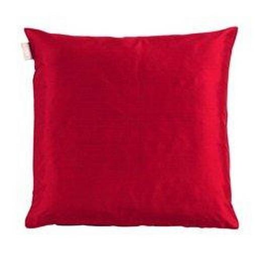 KISSENHÜLLE Rot 50/50 cm - Rot, Basics, Textil (50/50cm) - Linum