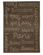TEPIH NISKOG TKANJA - prirodne boje, Konvencionalno, tekstil/daljnji prirodni materijali (133/195cm) - Boxxx