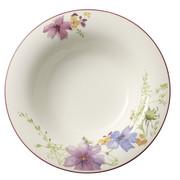 SUPPENTELLER Fine China  - Lila/Rosa, Basics, Keramik (23cm) - Villeroy & Boch