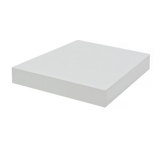 WANDBOARD in Weiß - Weiß, Basics, Holzwerkstoff (23,5/23,5cm)