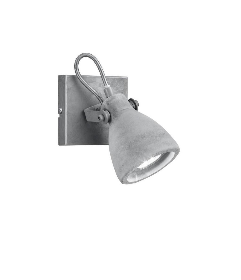 XXXL LED-STRAHLER, Grau